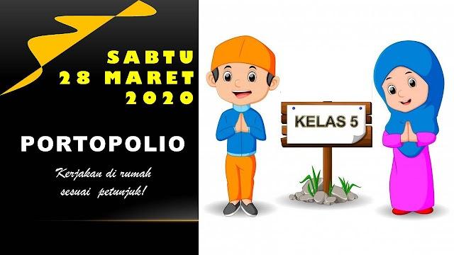 PORTOPOLIO KELAS 5  280320