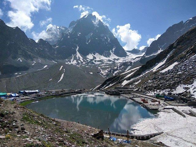 Manimahesh Lake, Bharmaur, Chamba, Himachal Pradesh
