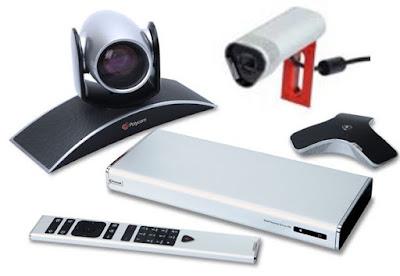 Hội nghị truyền hình Polycom Realpresence Group 500