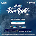 CBN Virtual Run & Ride for Charity • 2021