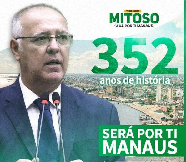 ANIVERSÁRIO MANAUS