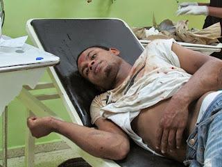 Resultado de imagen para Matan a tiro joven hoy en Nigua, San Cristóbal