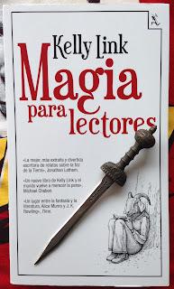 Portada del libro Magia para lectores, de Kelly Link