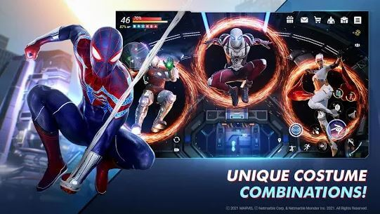 MARVEL Future Revolution APK for Android IOS Download