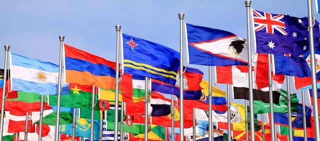 Banderas de Estados y Derecho Internacional