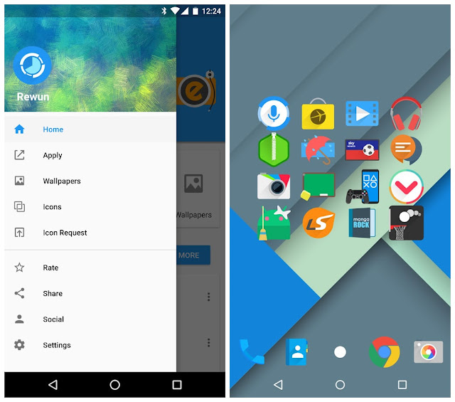 Rewun-Icon-Pack-APK Rewun Icon Pack v8.6.1 Cracked APK Is Here ! [LATEST] Apps