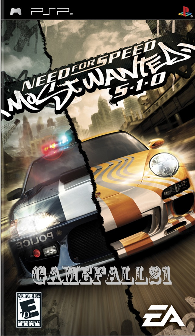 Download need for speed most wanted ps2 / pcsx2 iso high compressed