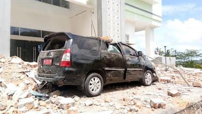 Gempa Ambon, Satu Orang Meninggal Dunia di IAIN Ambon