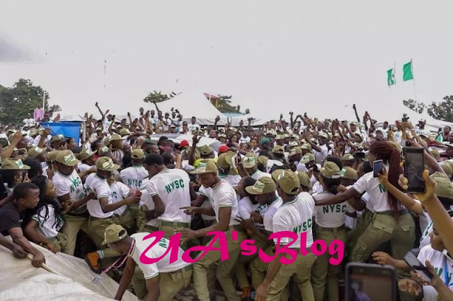 National Loot Service: Facilities At Nysc Camps Gradually Transforming Into An Eyesore Despite Over N70 Billion Allocated To The Scheme Annually