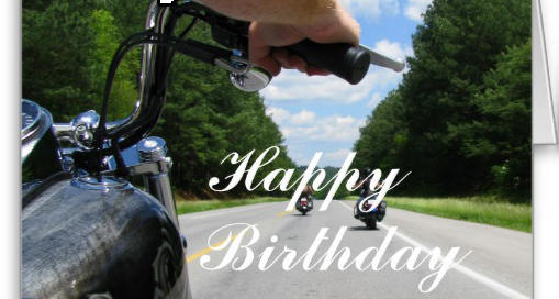 Birthday Wishes for Fast Rider