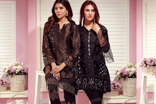 Phatyma Khan Luxury Pret Eid 2017-18