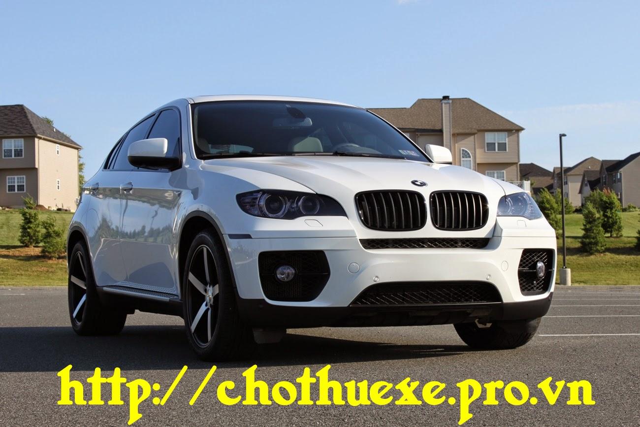 Dịch vụ cho thuê xe giá rẻ, cho thuê xe cưới BMW tại Đức Vinh