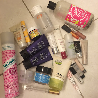 January 2016 empties