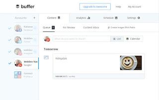 Εργαλεία διαχείρισης social media