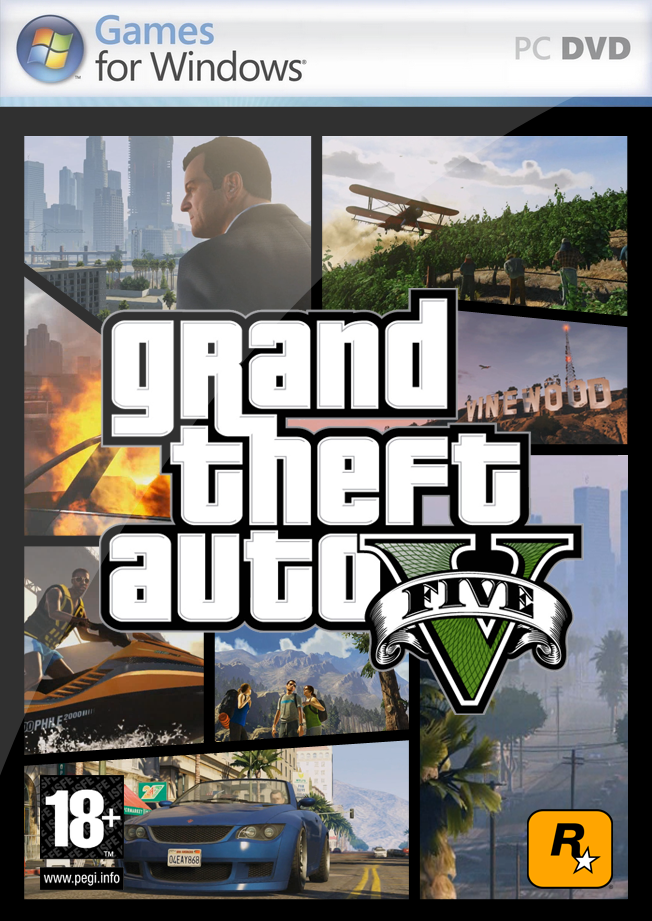 Download Free Game Here!: Download Grand Theft Auto V Full