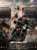 Saaho First Look Poster 6