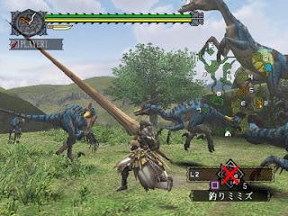 Monster Hunter (PS2) 2005