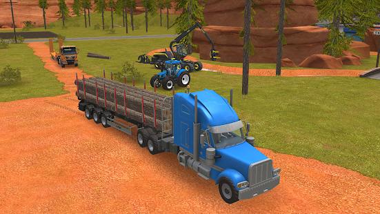 Farming Simulator 18 Mod Apk Latest