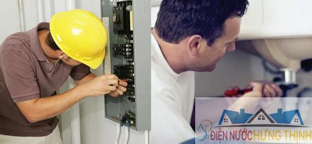 Dịch vụ sửa chữa điện nước tận nhà