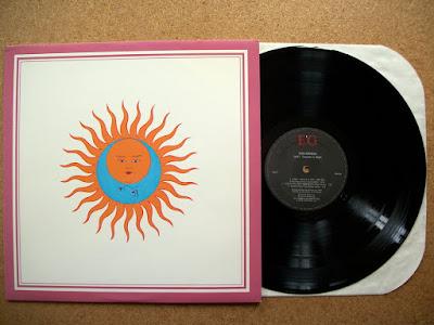 King Crimson - Lark's Tongue