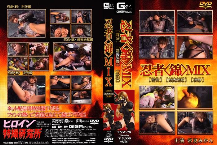 TSW-28 Ninja Wanita Nishiki [Demons in Hell]