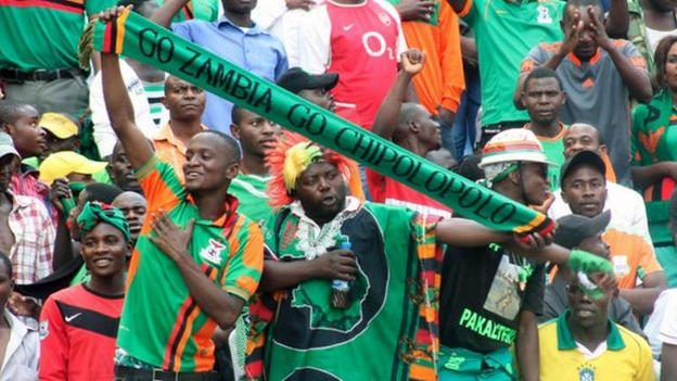 SPORT:  Zambia To Bid To Host 2025 Nations Cup