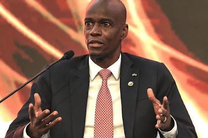 Haiti President, Jovenel Moïse Assassinated At His Residence