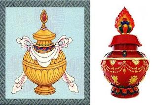 Vasul inepuizabil al comorilor din Buddhism