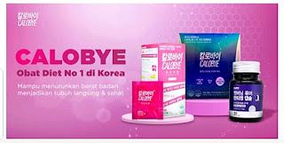 obat diet calobye indonesia resmi di shopee