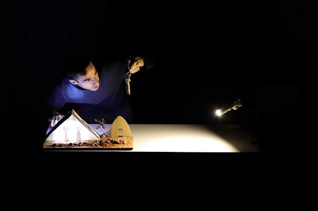 Luciano Amarelo encantou os mais novos com contos e lendas da Amazónia