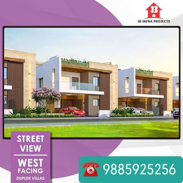 Luxury Villas In Adibatla Hyderabad