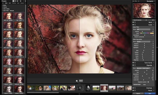 Exposure X4 Photoshop Plug-in