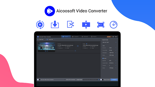 Quickly Convert M3U8 to MP4