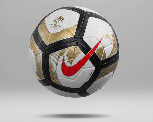 fafbcb45f Nike 2016 Copa America Centenario Final Ball Released - Footy Headlines