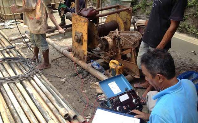 Rekomendasi Jasa Soil Test/Sondir Boring Tanah di Lampung