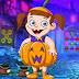 Games4King - Unattractive Pumpkin Girl Escape