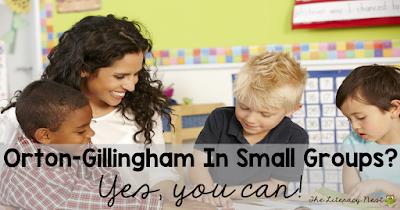 orton-gillingham lesson planning