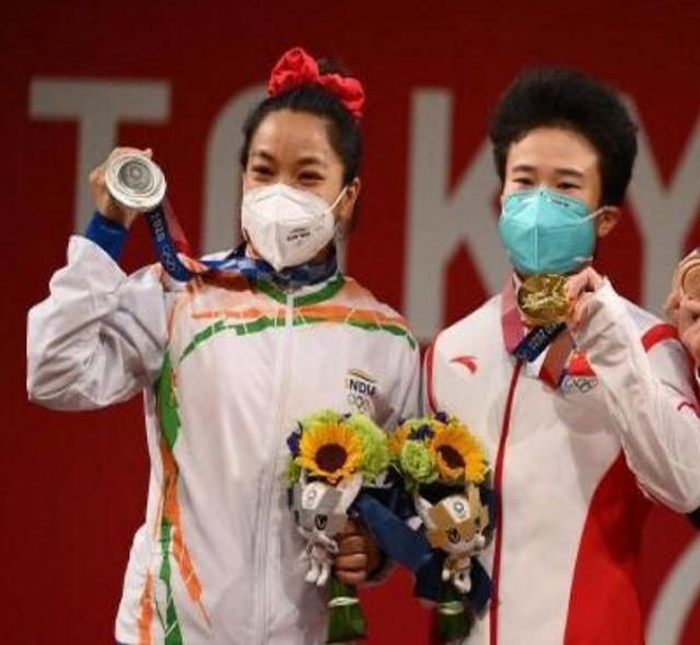 Tokyo Olympics 2020 : चीन की भारोत्तोलक झीहुई होऊ पर डोप का संदेह, वापस लिया जा सकता है गोल्ड