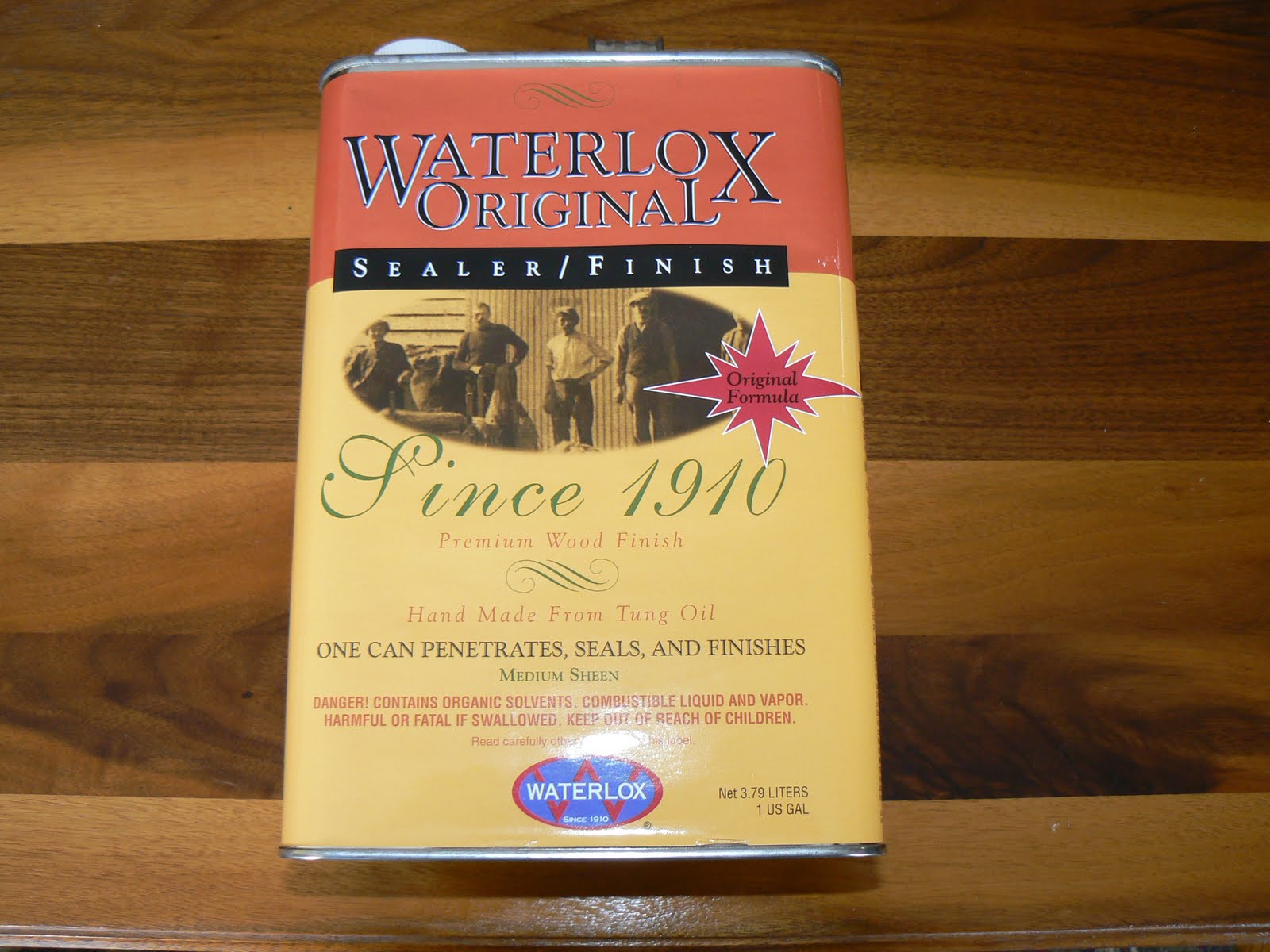 Why We Like Waterlox Waterlox Tung Oil Finishes For