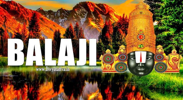 Sri Tirupati Balaji HD Wallpapers, Venkata Image Photos for Desktop, Lord Tirupati Balaji Darshan images and HD Original Wallpapers.