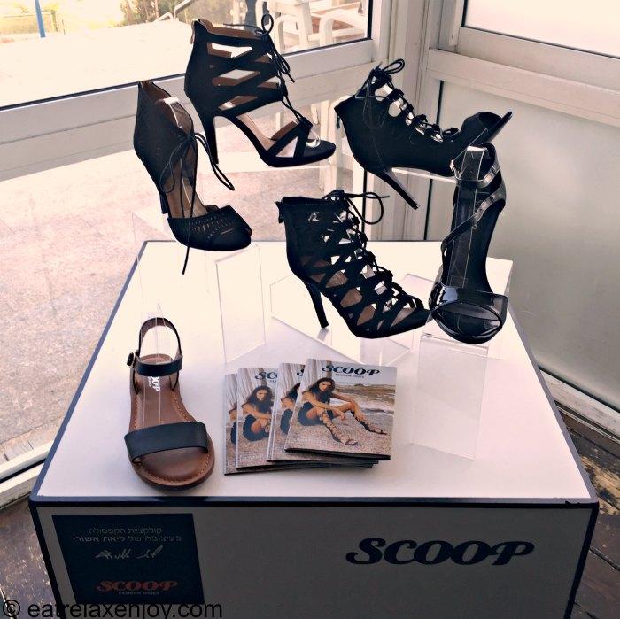 קולקציית קפסולה של נעלי סקופ לקיץ 2016