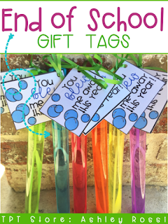 gift tags for bubble wands