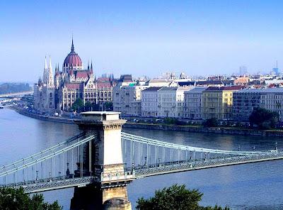 Budapeste city
