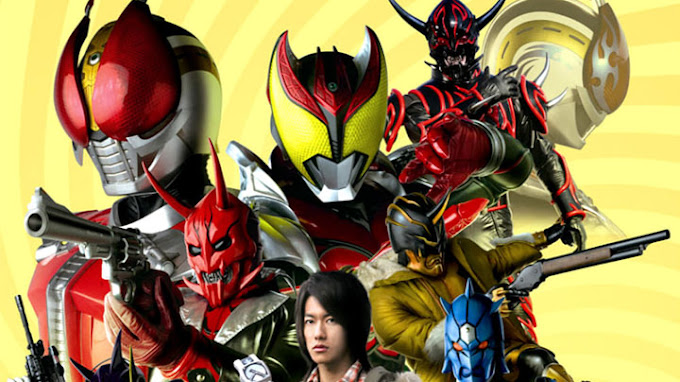 Kamen Rider Den-O & Kiva The Movie: Climax Deka Subtitle Indonesia
