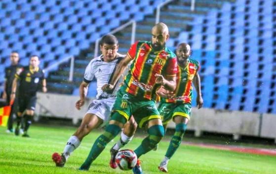 Sampaio vence a primeira na Série B 2021