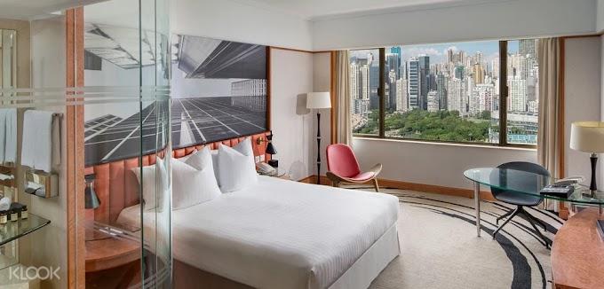 香港柏寧酒店: 餐飲住宿優惠 $968起