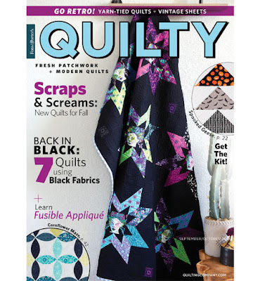 September/October 2018 QUILTY magazine