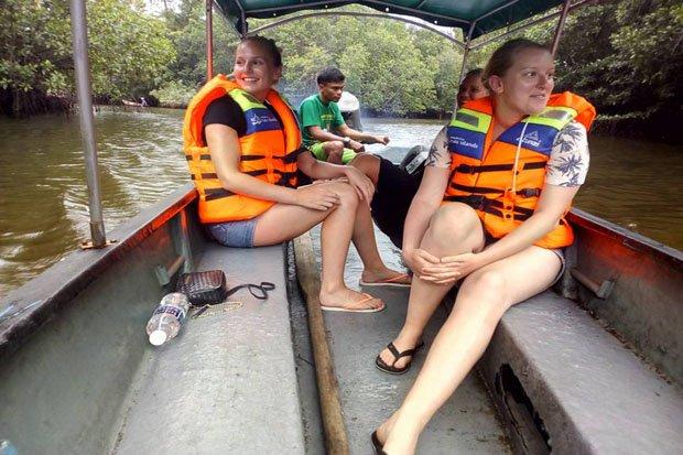 Pengudang Bintan Mangrove, Wisata Unik yang Murni Dikelola Warga