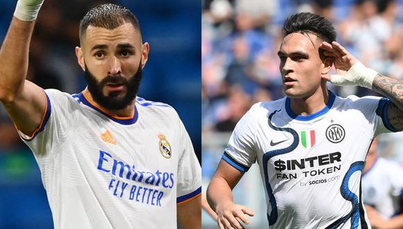 Real Madrid vs. Inter EN VIVO: canales de TV y transmisión por Champions League