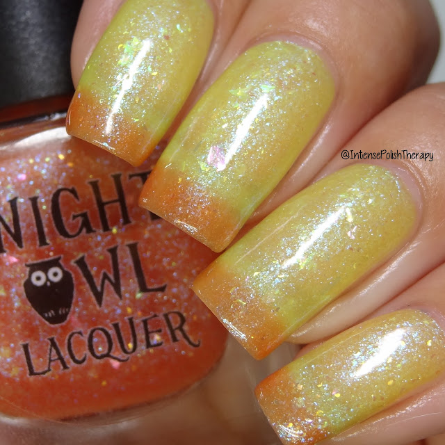 Night Owl Lacquer - I Know What Things Are